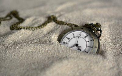 Im Moment fehlt die Zeit….